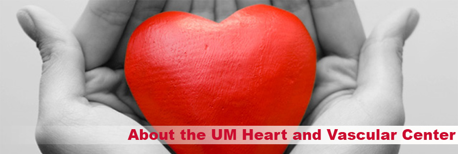 About the University of Maryland Heart and Vascular Center