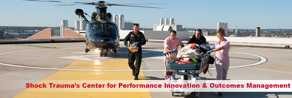 Center for Performance Innovation and Outcomes Management