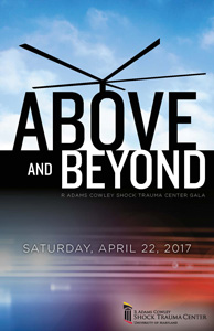 Above and Beyond program cover page