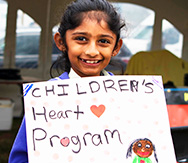 Children's Heart Program Running Team