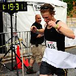 Adam Callaway of Baltimore County Finishes First in Maryland Half Marathon